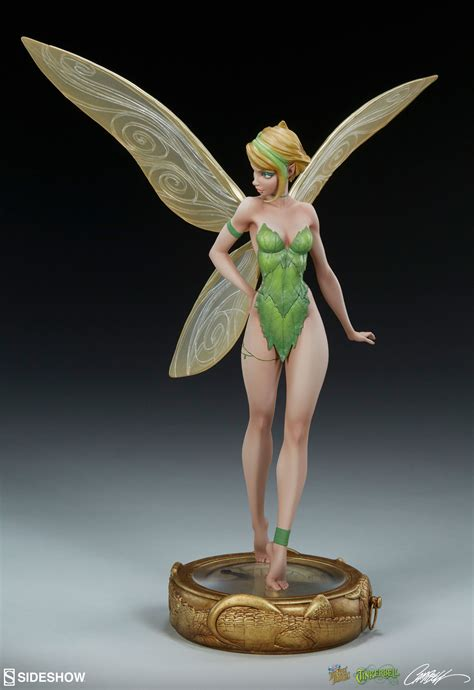 """Tinkerbell - 12"""" Premium Statue   at Mighty Ape NZ"""