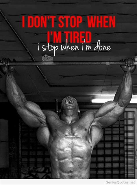 Best Bodybuilding Quotes for Motivating You in the Gym