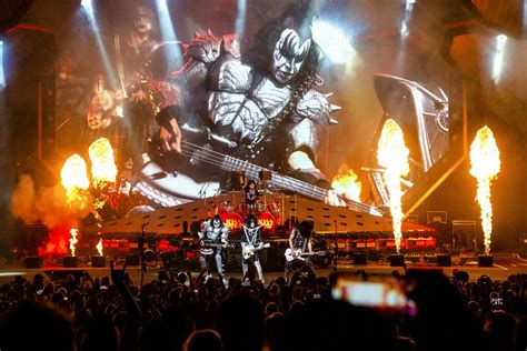 Kiss gets ready to 'Kiss 2020 Goodbye' with outdoor