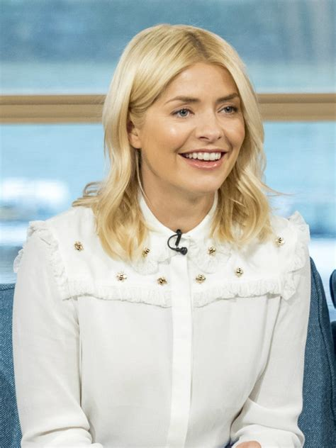 Holly Willoughby reveals love for Fifty Shades Of Grey