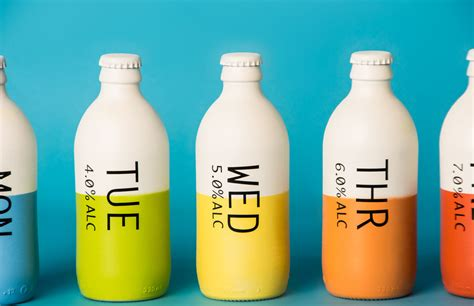 20 Beer Bottle Designs that lets you drink with style