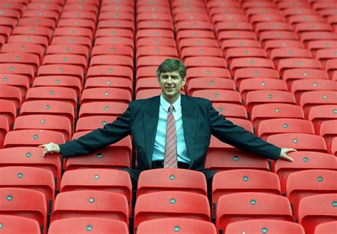 Wenger's 20 years in pictures - part one | News | Arsenal