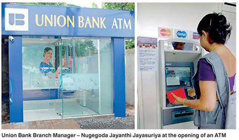 5 new ATMs from Union Bank | Daily FT