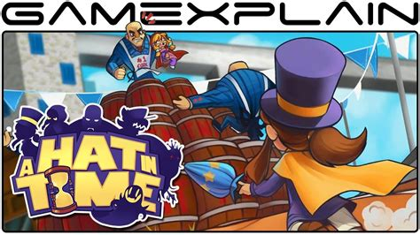 A Hat in Time - Game & Watch (Video Preview) - YouTube