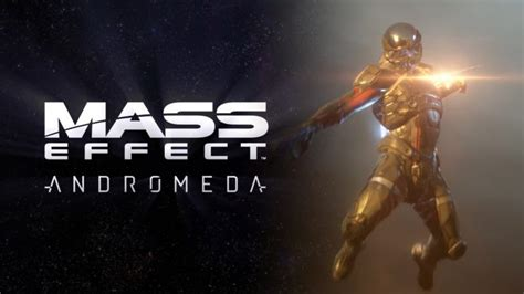 Mass Effect Andromeda Day One Patch Alters Default Female