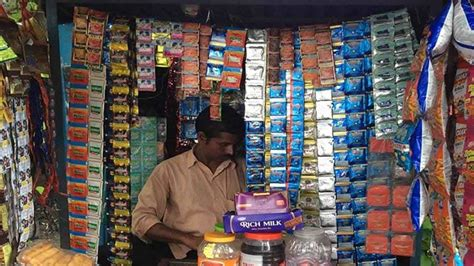 Manufacture, storage and distribution of gutkha banned in