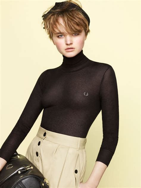 """""""TOMBOY"""" REINVENTED BY FRED PERRY – ZootMagazine"""