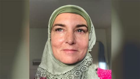 Sinead O'Connor newest celebrity to convert to Islam