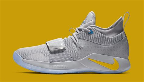 Ps x Nike PG 2