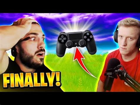 TFUE *DEFENDS* Controller Players! It Finally Happened