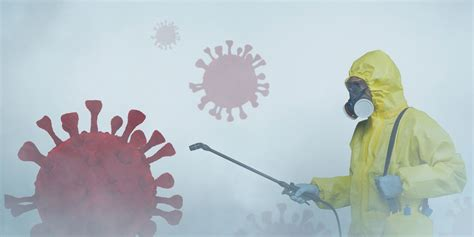 Coronavirus - Cleaning and Disinfecting Your Home | Deep